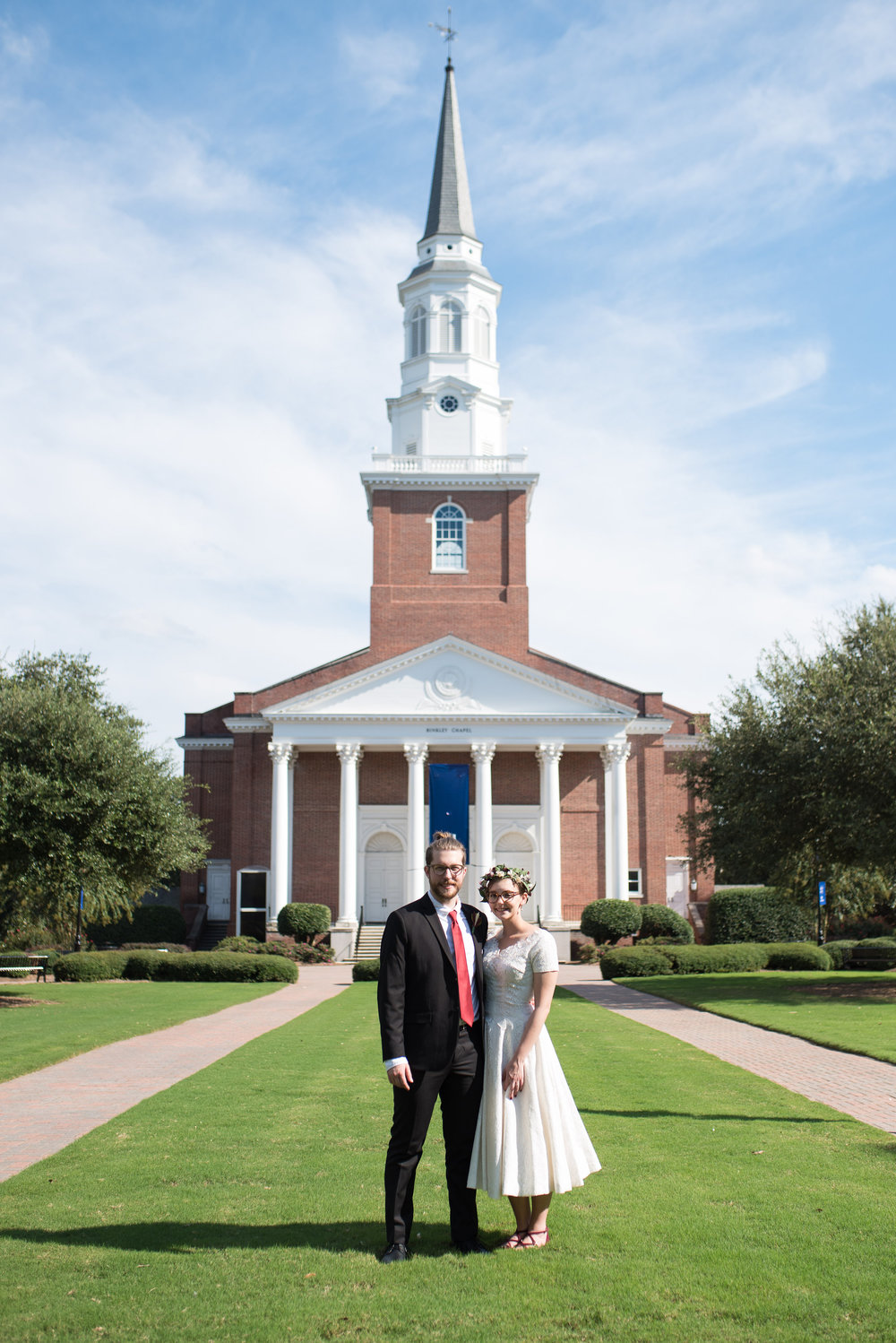 Wake Forest Wedding Photographer - Raleigh Wedding Photographer