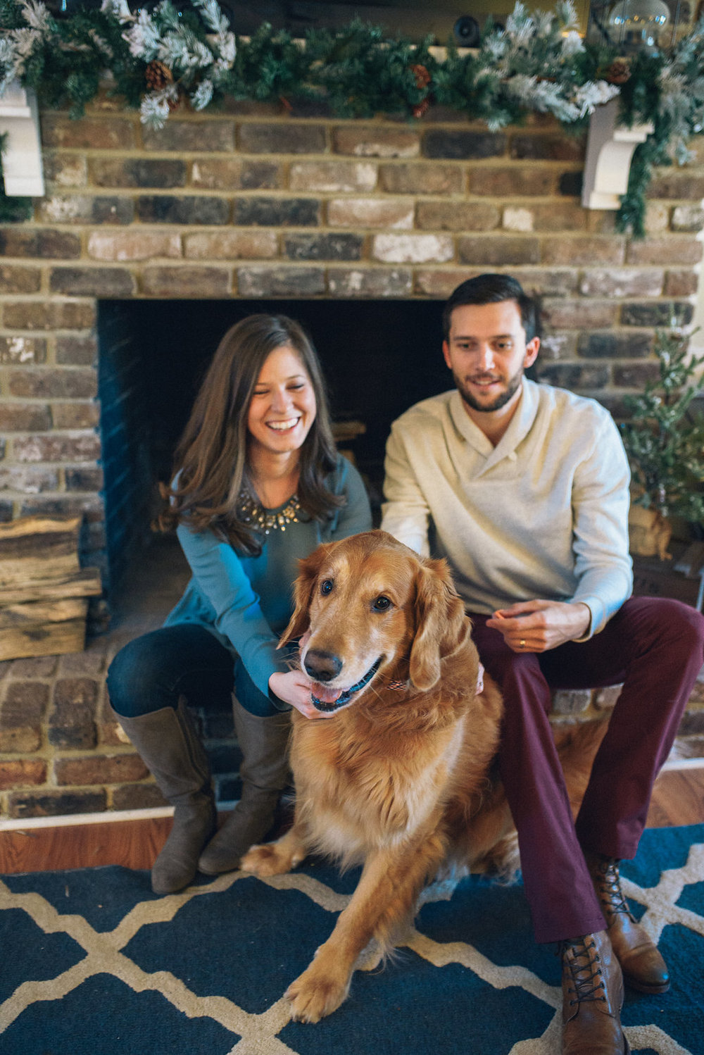 raleigh family photographer - holiday mini sessions