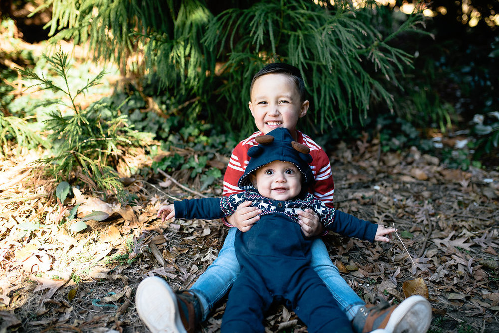 Raleigh Family Photographer - Fred Fletcher Park