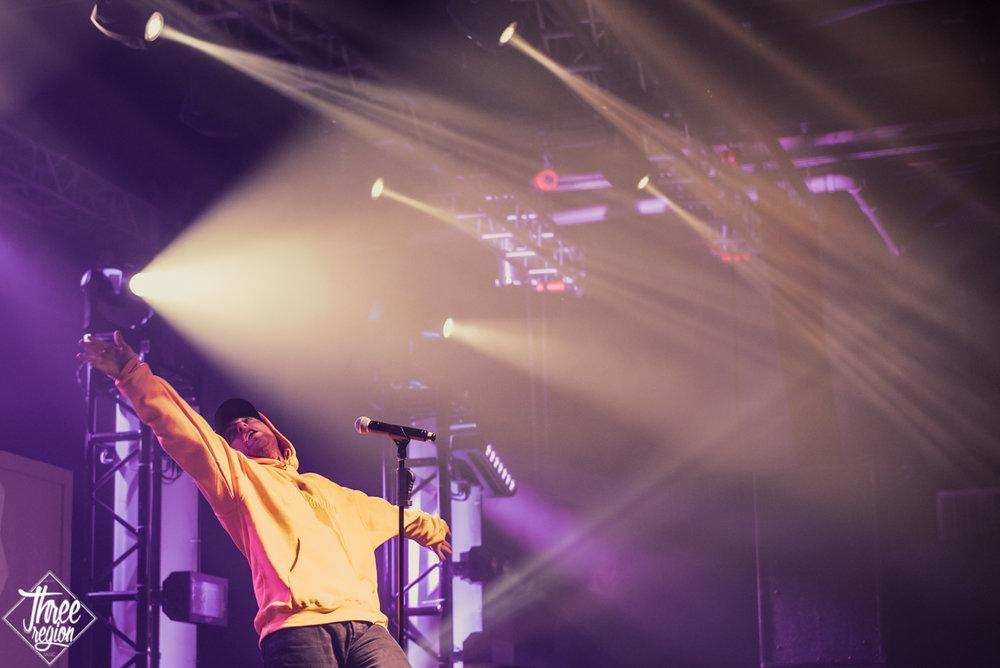 Mac Miller The Ritz Raleigh Divine Feminine Tour