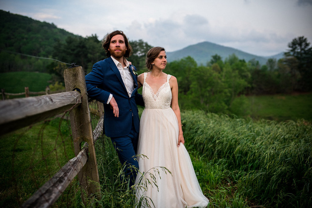 Asheville Wedding - North Carolina Wedding Photographers