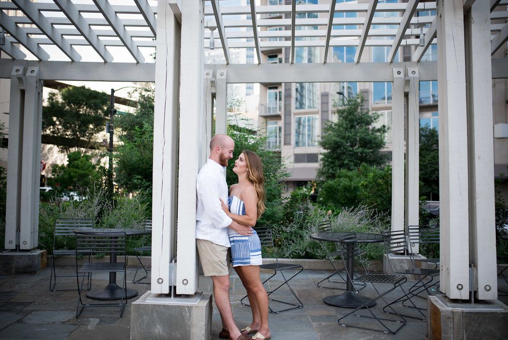 Charlotte Wedding Photography - NoDa Engagement - North Carolina Wedding Photography