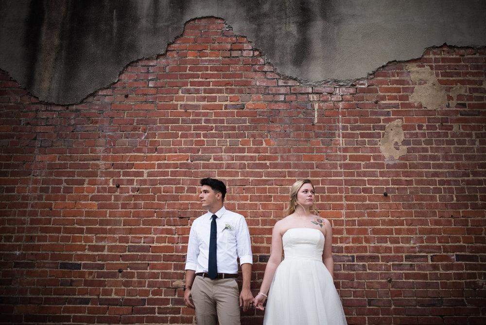 Raleigh Courthouse Wedding - Raleigh Wedding Photographer - North carolina Wedding Photographer