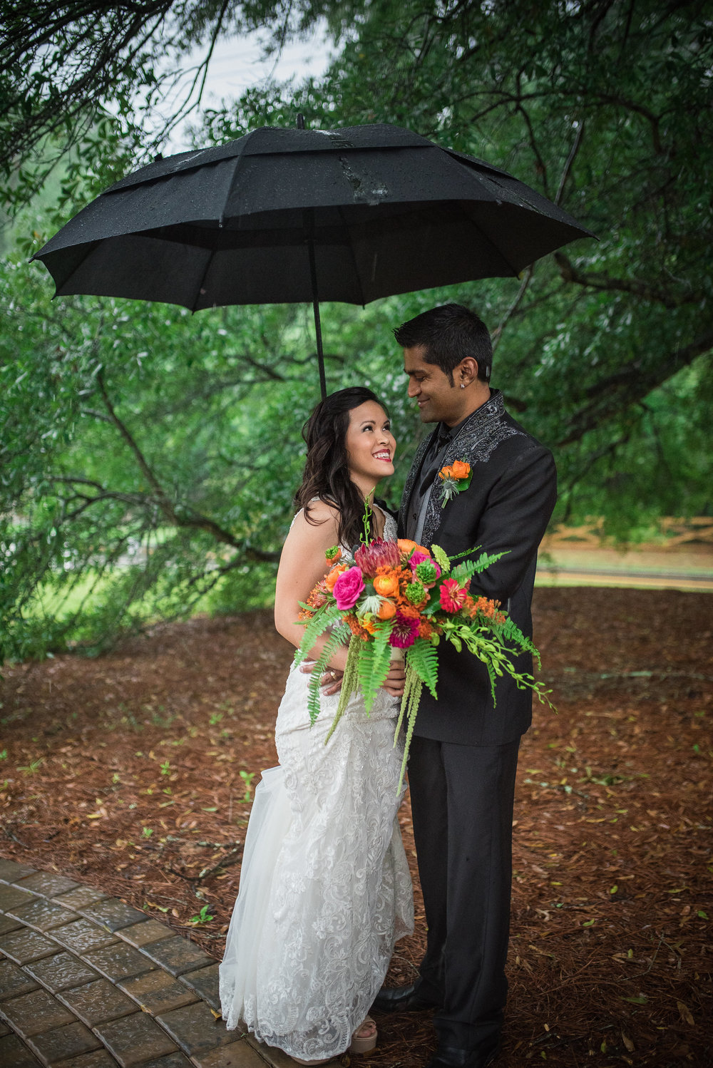 Oaks at Salem - North Carolina Wedding Photographer