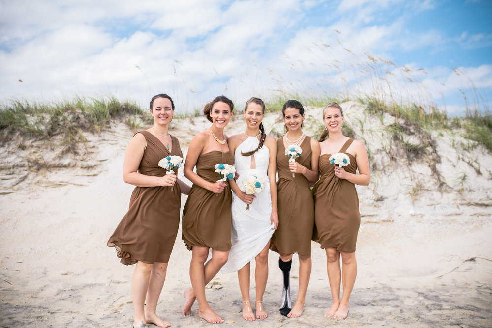 Kure Beach Wedding - North Carolina Wedding Photographers