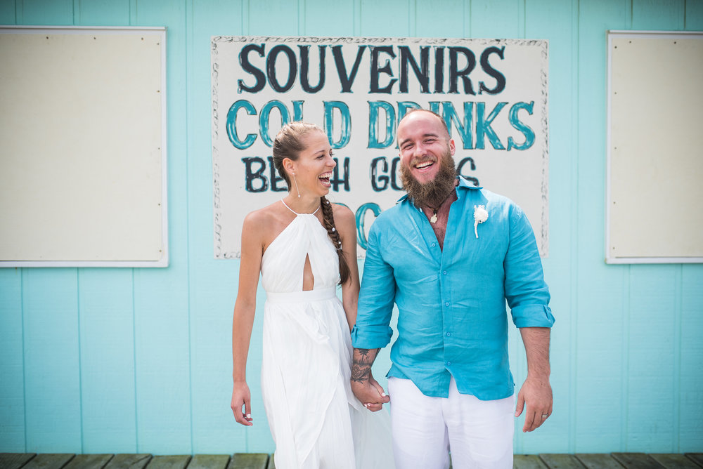 Kure Beach Wedding - North Carolina Wedding Photographer