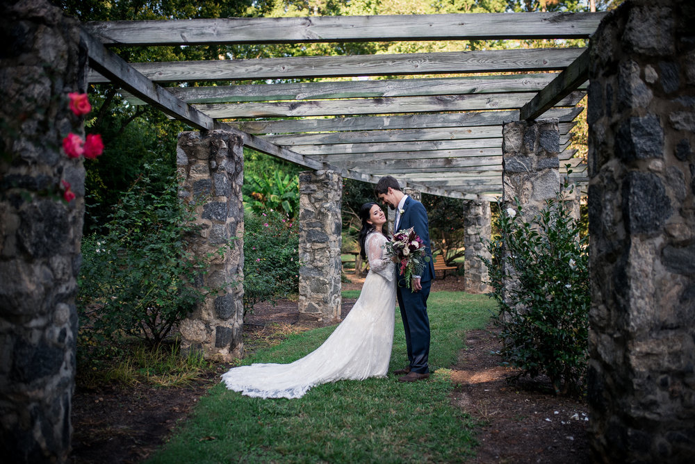 North Carolina Wedding Photographer - Raleigh Wedding - Marbles Wedding