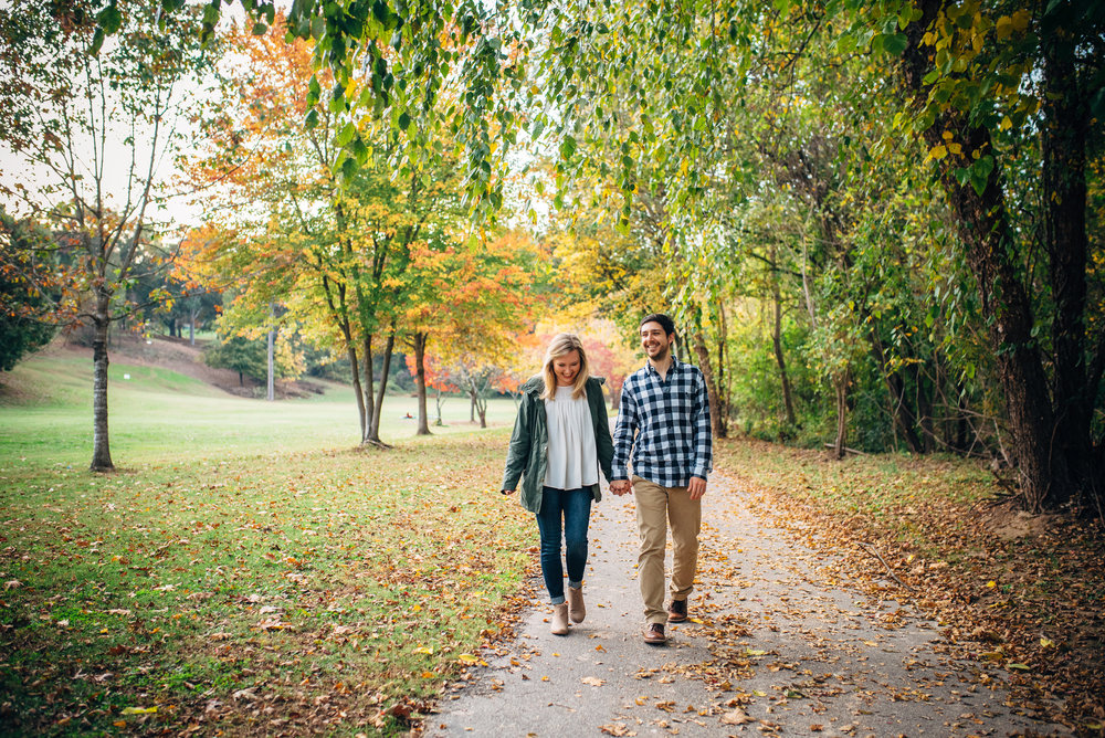 raleigh wedding photographer - north carolina wedding photographer - dorothea dix park engagement