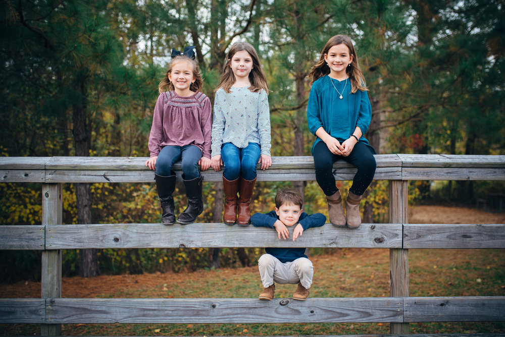 raleigh family photographer - north carolina photographer - yates mill photography