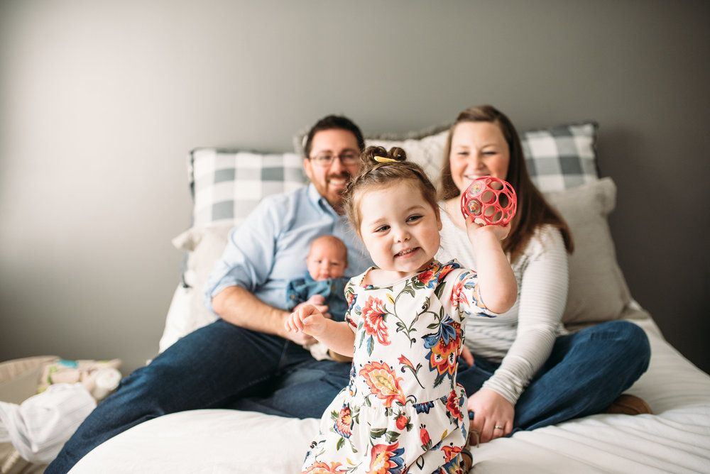 durham newborn photography - durham lifestyle photographer - north carolina photographer