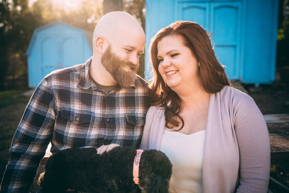 charlotte wedding photographer - noda engagement session - north carolina wedding photographer