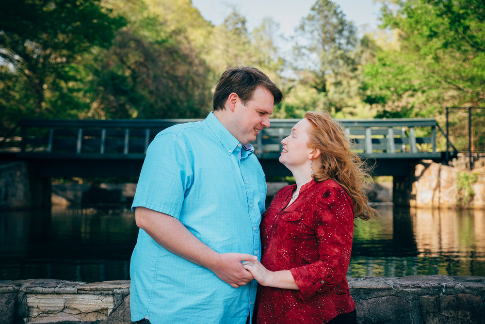 Pullen Park - Raleigh Wedding Photographer - North Carolina Wedding Photographer