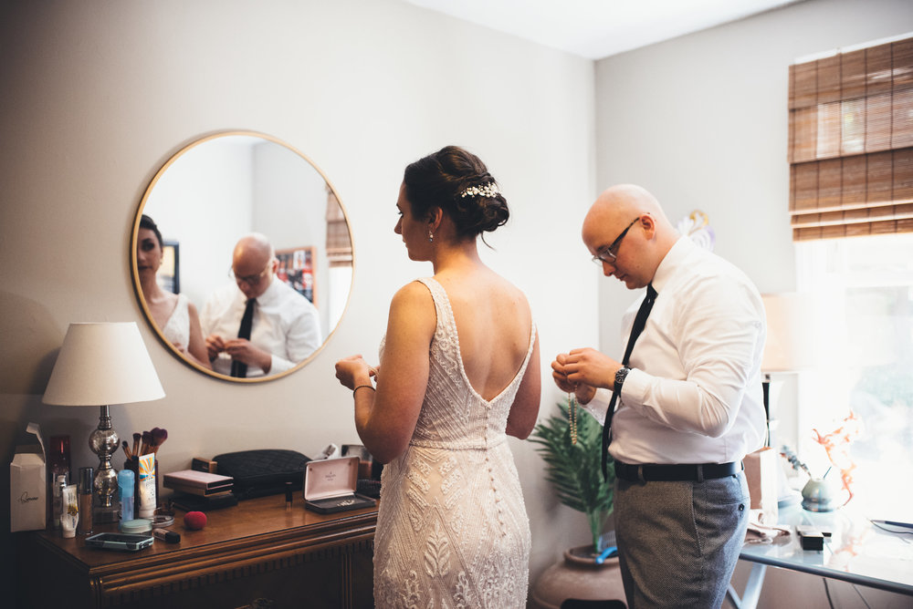 north carolina wedding photographer - downtown raleigh wedding - imurj wedding
