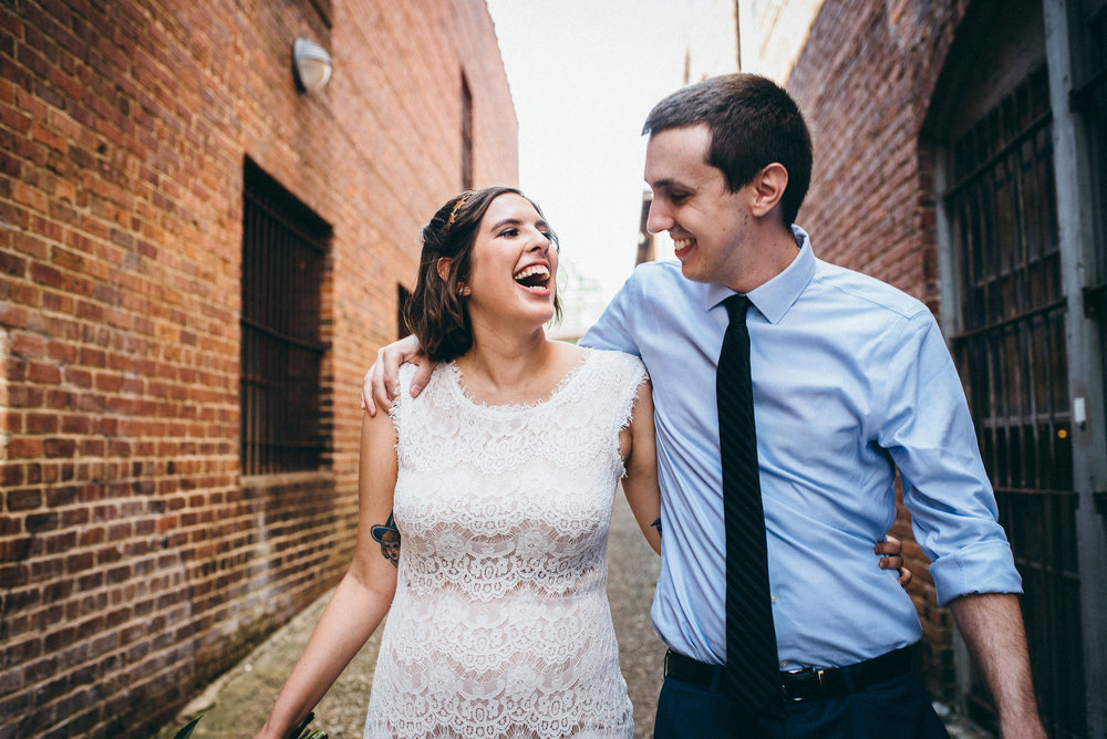 north carolina wedding photographer - wake county courthouse wedding - raleigh wedding photographer