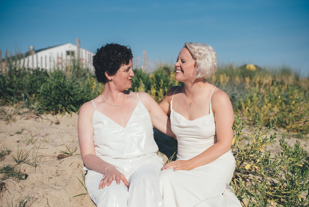 LGBT wedding Photographer - North Carolina Wedding Photographer - Kitty Hawk Wedding Photographer