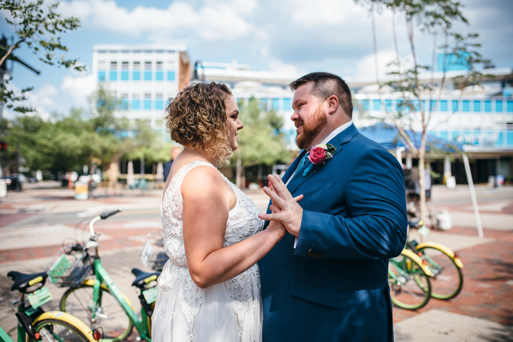the cooker wedding - durham wedding photographer - north carolina wedding photographer