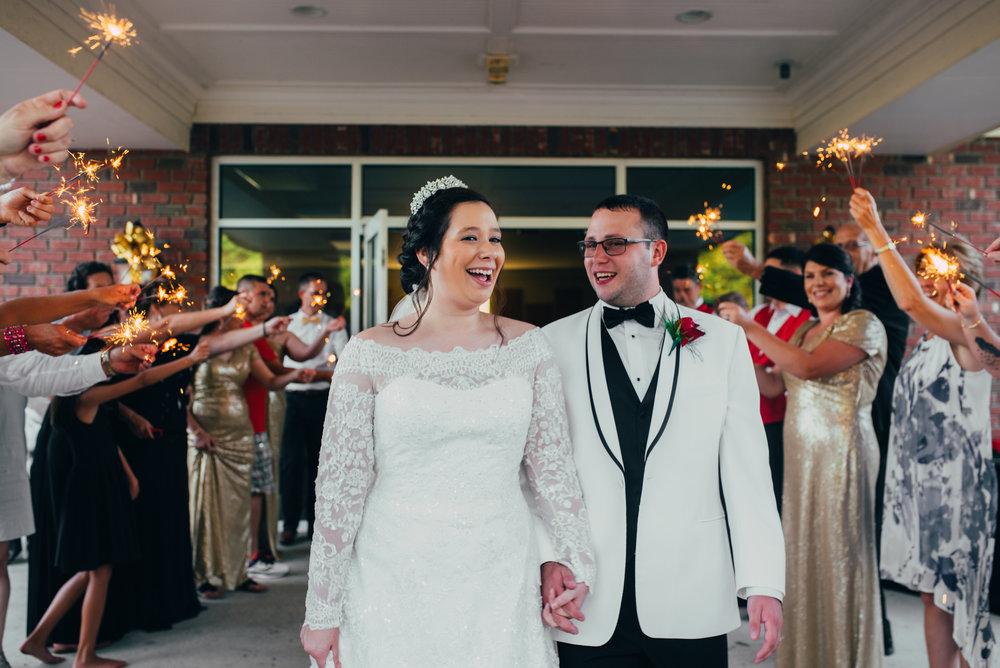 Louisburg Wedding - North Carolina Wedding Photographer