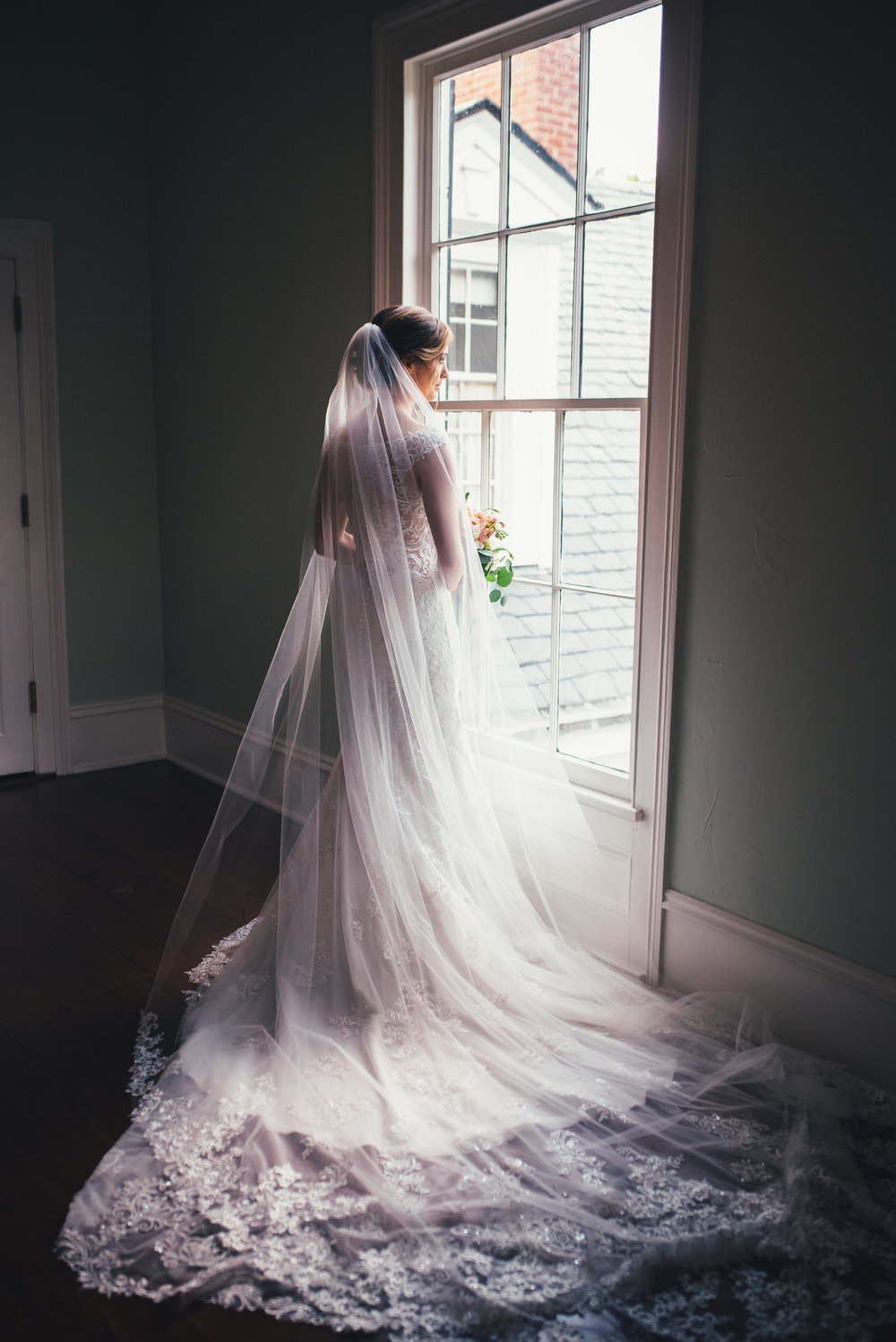 rose hill plantation wedding - north carolina wedding photographer - raleigh wedding photographer