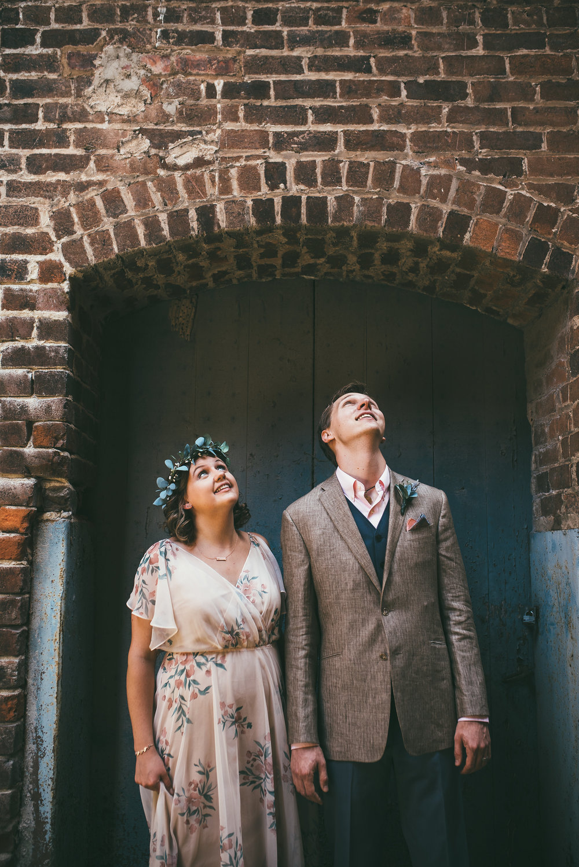 cloth mill wedding - hillsborough wedding photographer - north carolina wedding photographer