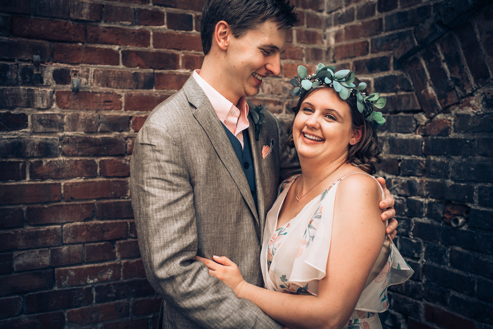 cloth mill wedding - hillsborough wedding photographer - north carolina wedding photographer
