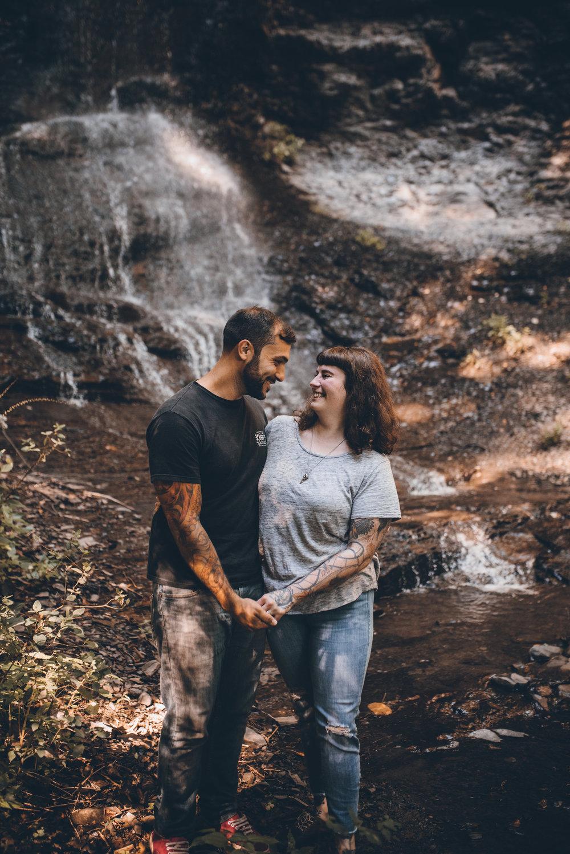 kingston engagement session - new york wedding photographer - north carolina wedding photographer