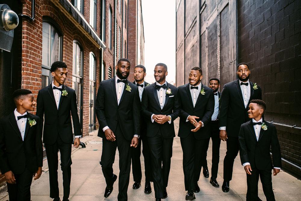 union square wedding - greensboro wedding photographer - north carolina wedding photographer