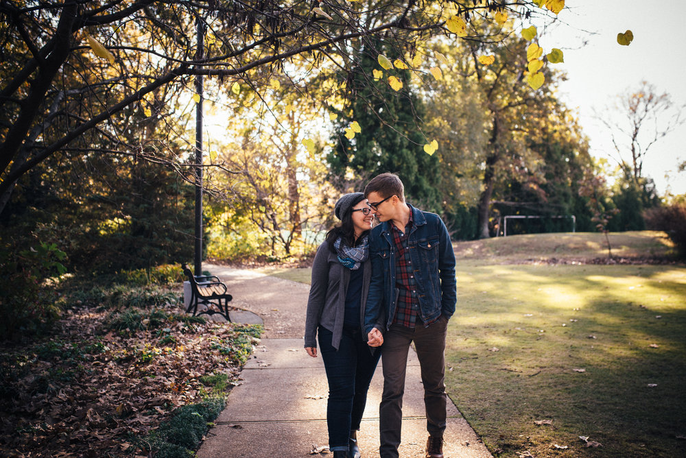 fred fletcher park - raleigh couples photography - north carolina family photographer