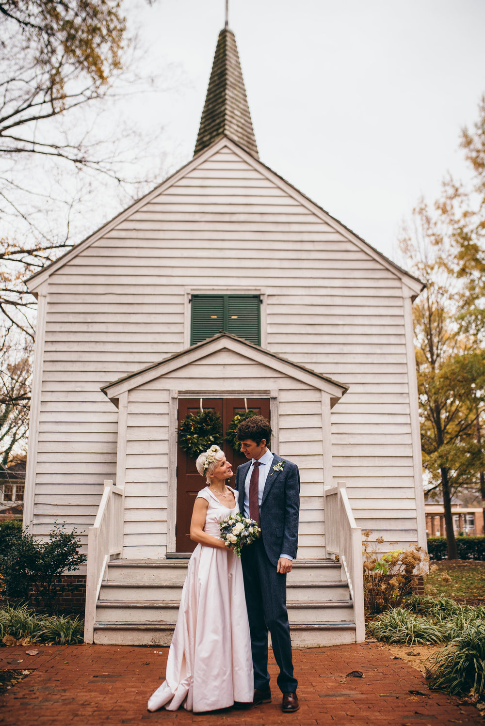 raleigh wedding photographer - north carolina wedding photographer - downtown raleigh wedding photographer