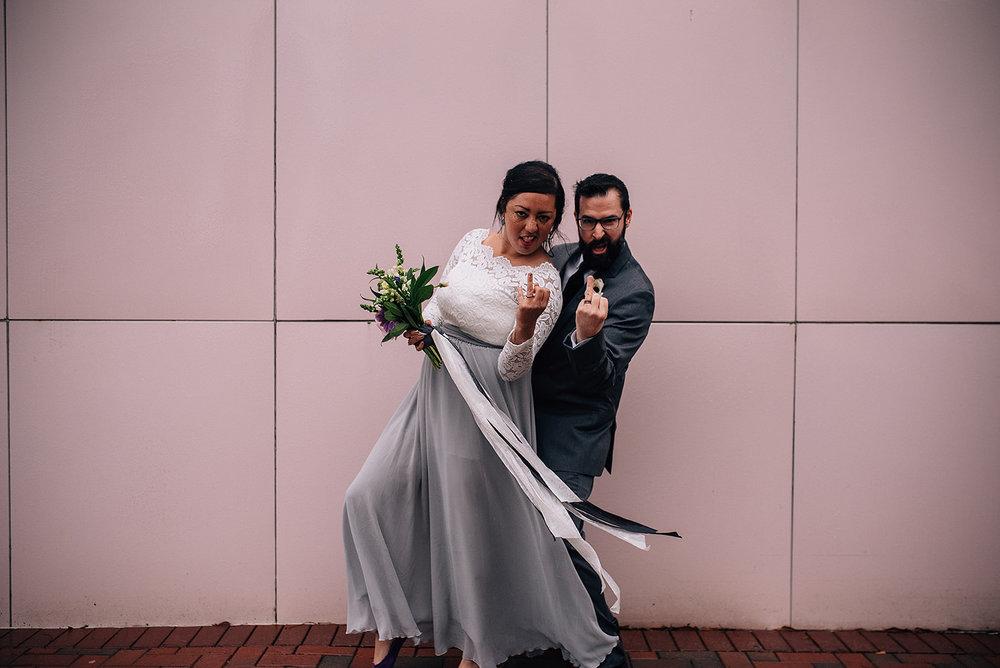 Durham Elopement - Durham Elopement Photographer - Courthouse Wedding - Durham Courthouse Photographer - North Carolina Photographer - North Carolina Elopement Photographer