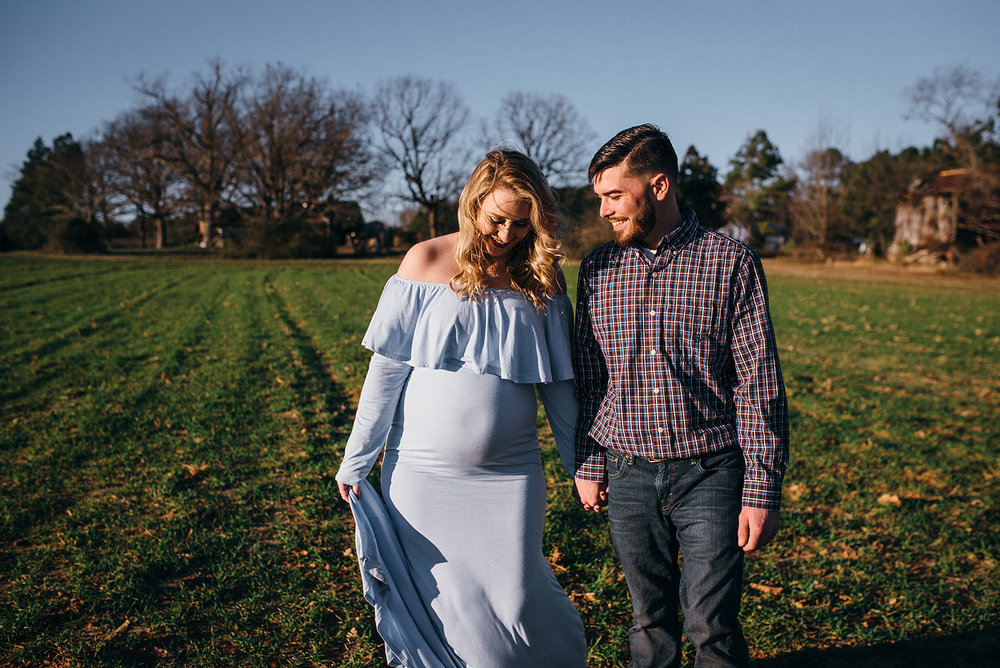 maternity photographer - louisburg photographer - north carolina photographer - Louisburg Maternity Photographer