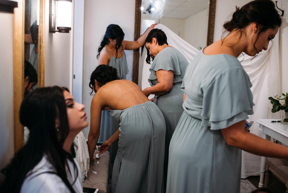 all saints chapel wedding - raleigh wedding phtographer - north carolina wedding photographer