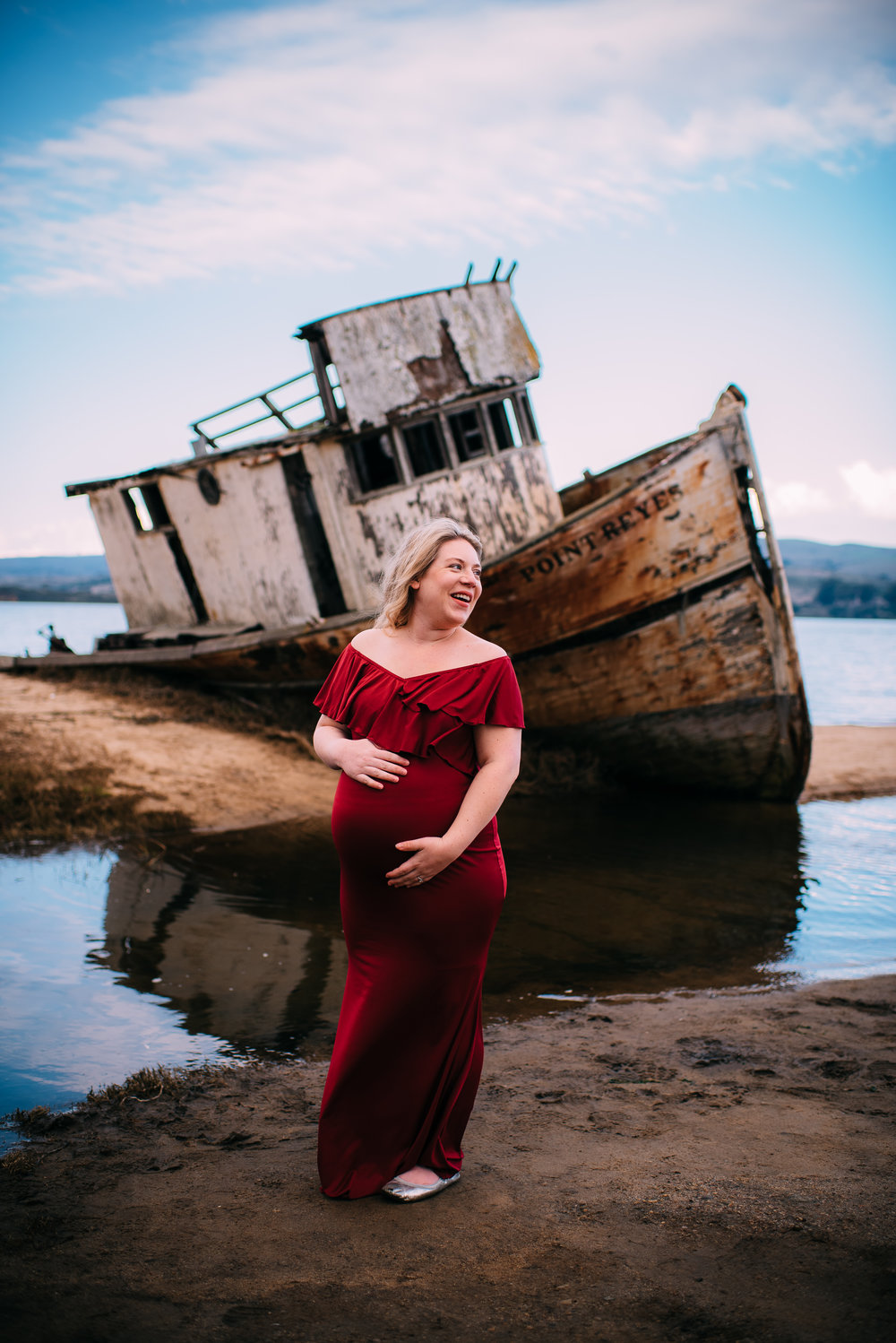 california wedding photographer - san francisco wedding photographer - point reyes engagement