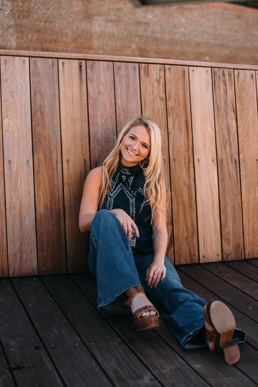 emmaline - raleigh senior portraits - raleigh senior photographer - north carolina portrait photographer