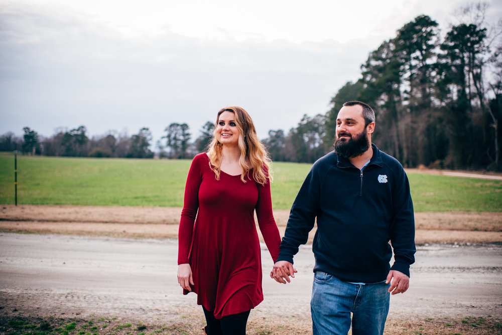 Jacksonville Wedding Photographer - Jacksonville Engagement - North Carolina Wedding Photographer