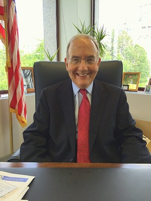 State Senate President Pro Tempore Martin Looney