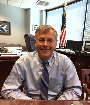 James Redeker - State Transportation Commissioner