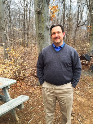 Eric Hammerling, executive director of theConnecticut Forest & Park Association