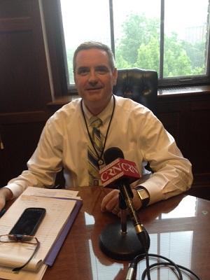 Tom Tyler – State Parks Director