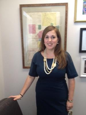 State Senator Mae Flexer, Democrat from Danielson
