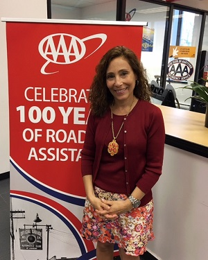Amy Parmenter, spokesperson for AAA
