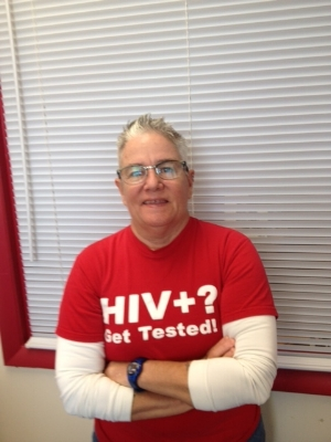 Shawn Lang – Aids Connecticut Deputy Director