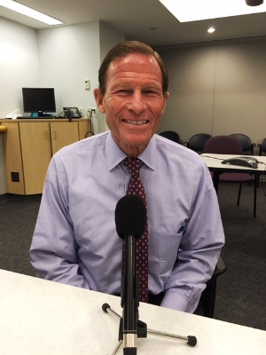 U.S. Sen. Richard Blumenthal (D-CT)