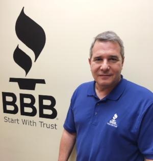 Howard Schwartz, executive communications director for the Connecticut Better Business Bureau.