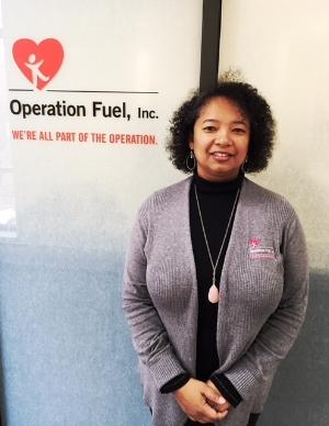 Brenda Watson, acting director of Operation Fuel