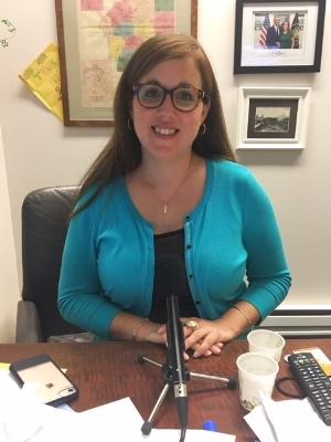 State Sen. Mae Flexer (D-Danielson)