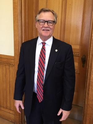 State Sen. Paul Formica (R-East Lyme).