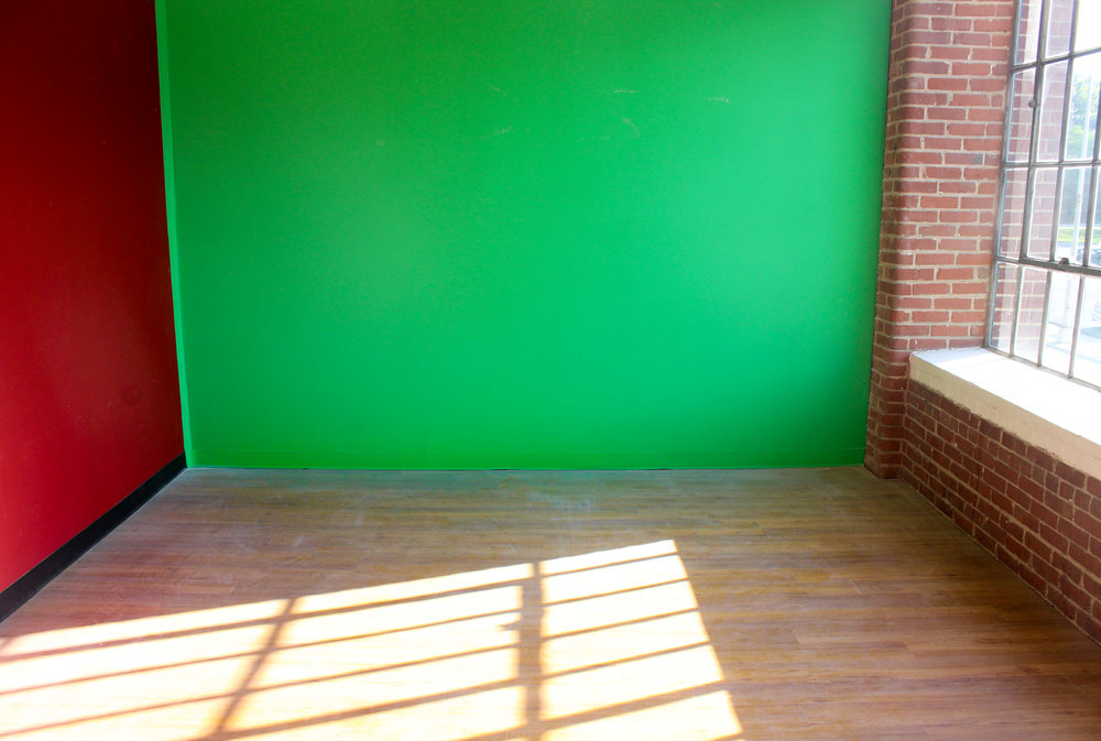 Green Screen -