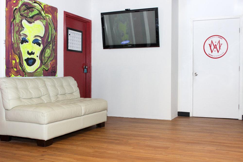 Client Lounge -
