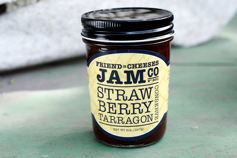 STRAWBERRY TARRAGON CONSERVE