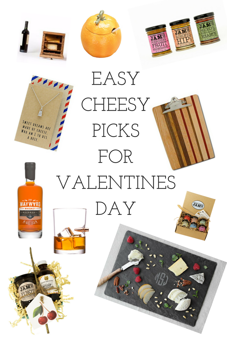 Cheese Grotto  ~  Orange Jam Jar  ~  FICJC Jelly Trio  ~  Cheeseboard Alternative  ~  FICJC 6pack  I  Monogrammed Cheeseboard  ~  FICJC Mini Bar Kit  ~  Real Bullet Whiskey Glass  ~  Venus Spirits Bourbon  ~  Cheese Grater Necklace
